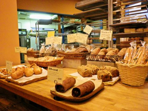 Boulangerie ポワール 二の宮店