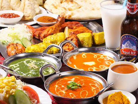 インド料理 タージマハル