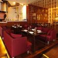 【人気のソファー席】横浜で唯一♪ゆったりとソファでお寛ぎいただきながら、ナポリピッツァが食べられるのは当店だけ☆