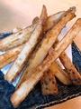 料理メニュー写真名物 長芋のフライドポテト
