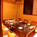 2階お座敷個室席(4~10名様)、