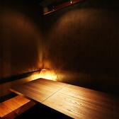 情緒漂う和装空間はお客様に癒しと寛ぎをご提供いたします。ここでしか味わえない夜をぜひ。(新橋/個室/居酒屋)