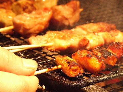 拝島で宴会なら駅目の前のハイカラ酒場で!旨い串焼き&ビールが最高♪
