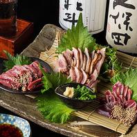 九州の本格地鶏料理を楽しむ◎新鮮なはかた地鶏が絶品!