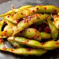 料理メニュー写真インドネシア風ガーリック枝豆 Kacang Polong Balado