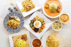 スリランカ料理 come come カムカムの写真