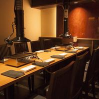 上野の隠れ家◇落ち着ける空間が自慢の完全個室をご用意