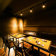 【宴会に◎】五反田で個室の豊富な居酒屋!