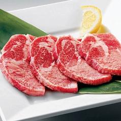 料理メニュー写真厚切り牛タン
