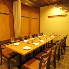 個室バル 4階のイタリアン 鍛冶屋町特集写真1