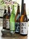 全国から厳選した日本酒の数々