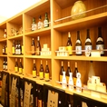 日本酒の品揃えには自身があります!コースに日本酒50種付きの飲み放題もご用意しております!!