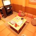 ◆ファミリールーム◆靴を脱いで上がるタイプのお部屋。小さいお子様連れにも最適!