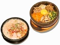 定番人気の韓国料理も♪