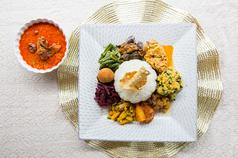 スリランカ料理 come come カムカムのおすすめ料理1