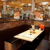焼肉五苑 湯里店の雰囲気3