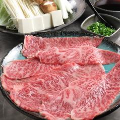 大阪 牛しゃぶの会のコース写真