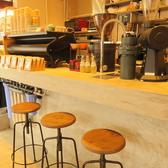 テイクアウトで店内のカウンターで味わうことができます♪美味いコーヒーとともにちょっとした休憩等にご利用ください♪