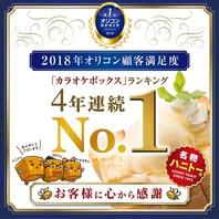 【オリコン顧客満足度調査】1位