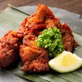 料理メニュー写真アヤンゴレン Ayam Goreng