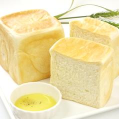 料理メニュー写真キューブ食パン【半斤/1斤/1本(3斤)】