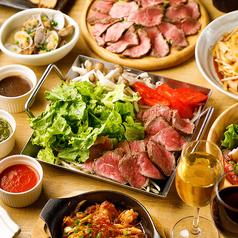 肉バル シーフードバンク Gochi 神田店のおすすめ料理1