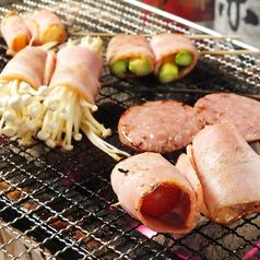 炭火焼わやのおすすめ料理2