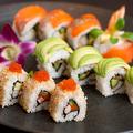 料理メニュー写真本日の海鮮ロール寿司