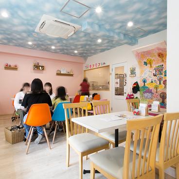 ことりカフェ 上野本店の雰囲気1