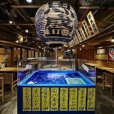 魚盛 OBPツインタワー店の雰囲気1
