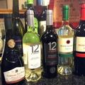 料理メニュー写真各種厳選ワイン
