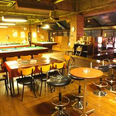 ビリヤード ダーツ&Food Bar Ozbuddyのコース写真
