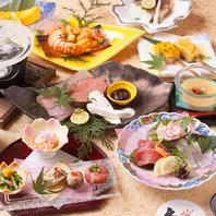 銀座でのご宴会に最適な旬の宴会コースをご用意