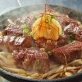 料理メニュー写真牛リブロースのサイコロステーキ