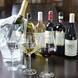ワイン、シャンパン、スパークリングワインも豊富に♪
