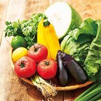 自慢の国産野菜