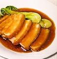 料理メニュー写真豚肉の角煮