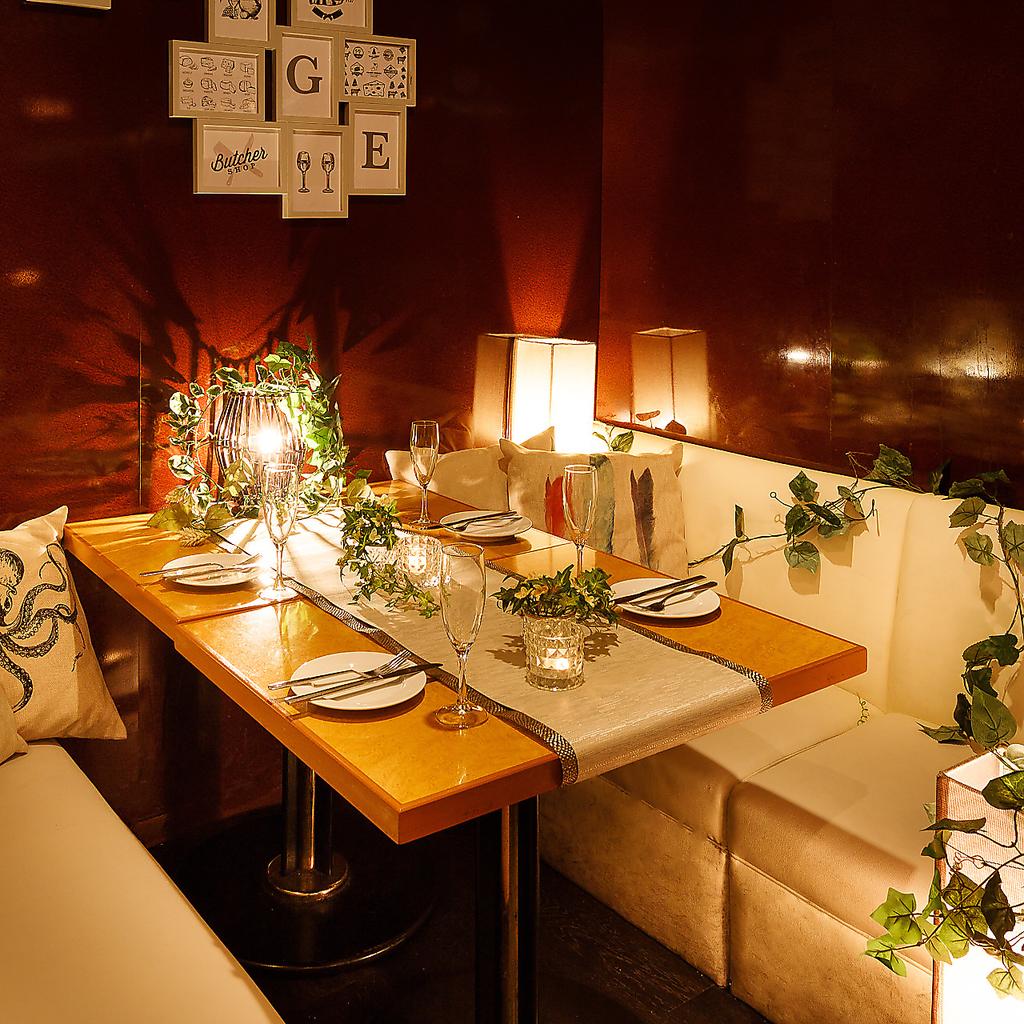 ラクレットチーズ&肉バル LODGE(ロッジ) 大宮店|店舗イメージ3