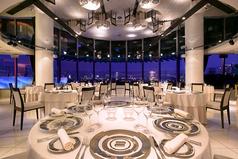 レインボーブリッジビューダイニング&シャンパンバー マンハッタン ホテルインターコンチネンタル東京ベイの画像