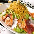 ■サラダ シーザーサラダ 又は 珍味の盛り合わせ⇒お客様にカスタマイズして頂けます♪