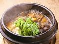 料理メニュー写真肝のすき焼き
