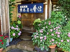 魚屋の寿司 東信