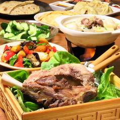 モンゴル料理 アルラの写真