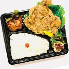鶏の1枚揚げ弁当