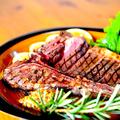 料理メニュー写真サーロインステーキ 250g