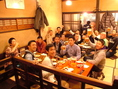 【2F】お座敷席!最大収容40名OK!