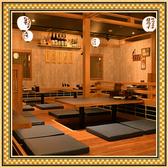 ろばた 焼鳥&串カツ たま アピア店の雰囲気2