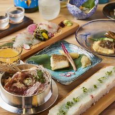 ゑびす鯛 EBISU DAI 横浜店のコース写真
