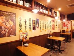 大衆酒場 泥亀 大島店の雰囲気1