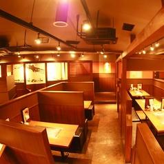 お好み焼きは ここやねん 寝屋川池田新町店の雰囲気1